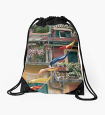 Portofino Colors Drawstring Bag