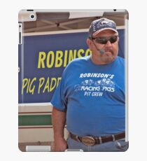 Pig Promoter iPad Case/Skin