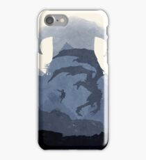 Skyrim II (No Text) iPhone Case/Skin