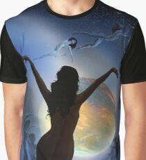 Fury Dance Graphic T-Shirt