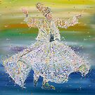 SUFI WHIRLING  - JANUARY 27,2015 by lautir