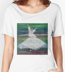 SUFI WHIRLING  - JANUARY 29,2015 Women's Relaxed Fit T-Shirt
