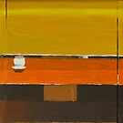 Diner (Abstract) by Michael Ward