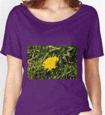 Flower macro Women's Relaxed Fit T-Shirt