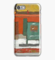 La Opinion (abstract) iPhone Case/Skin