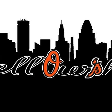 Skyline O's Logo by thefellowship