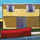 Omega House (Abstract) by Michael Ward