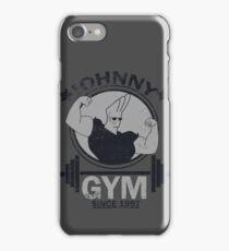 Johnny Gym iPhone Case/Skin