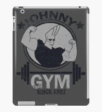 Johnny Gym iPad Case/Skin