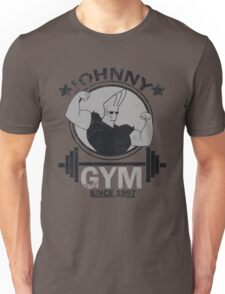 Johnny Gym Unisex T-Shirt