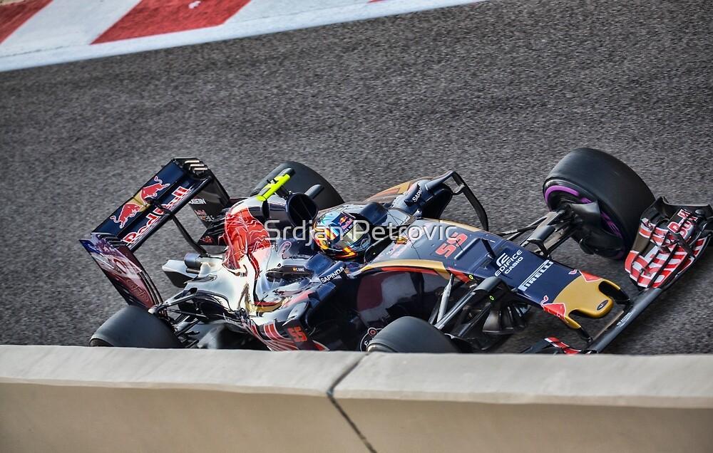 Formula 1 racing cars 2016 by Srdjan Petrovic