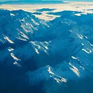 Morning Light on the Southern Alps by PictureNZ