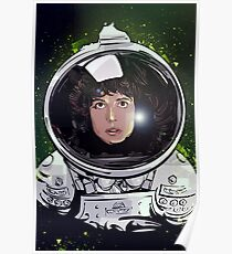 Ellen Ripley 1 Poster