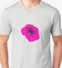 Flower Cutout Unisex T-Shirt