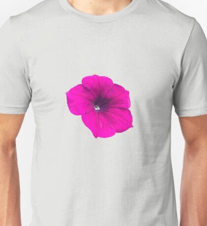 Flower Cutout Unisex T-Shirt