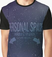 Personal Space Graphic T-Shirt