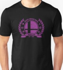 Smash Club Ver. 3 (Purple) T-Shirt
