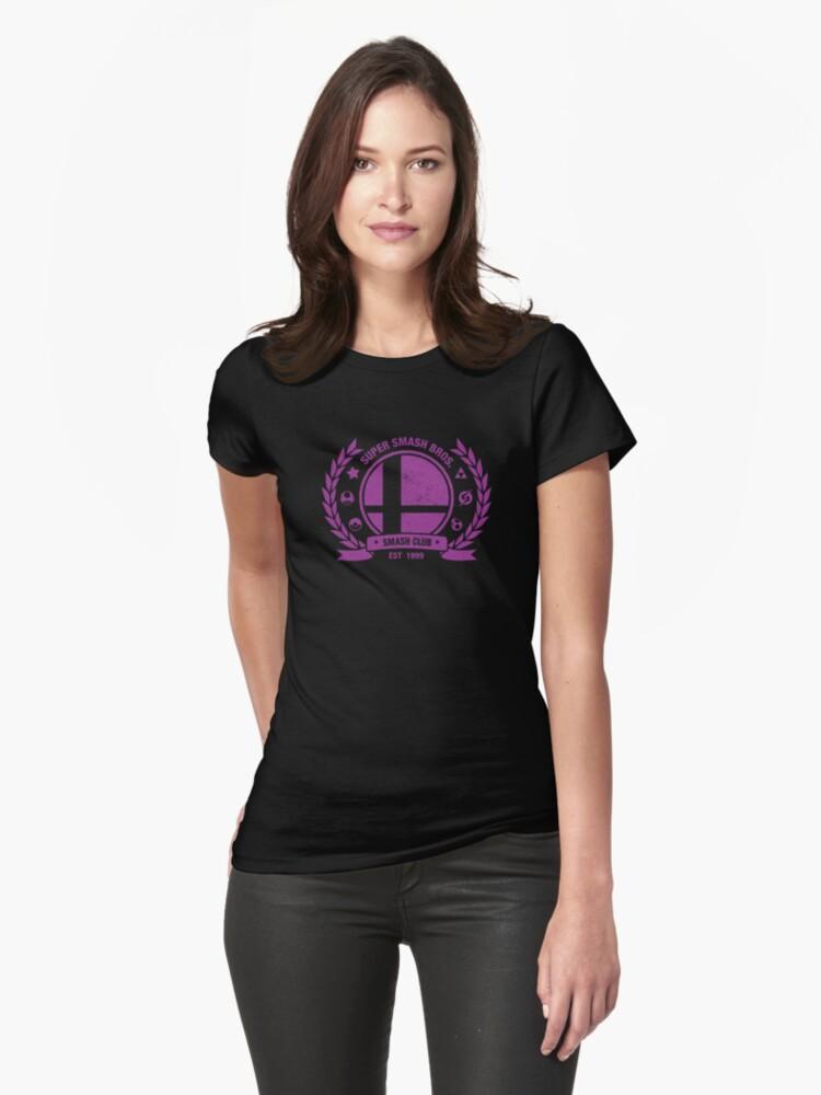 Smash Club Ver. 3 (Purple) by Bryant Almonte Design