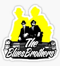 Blues Brothers 2 Sticker