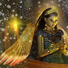Golden Angel : Promise of Newness by angelsoulart