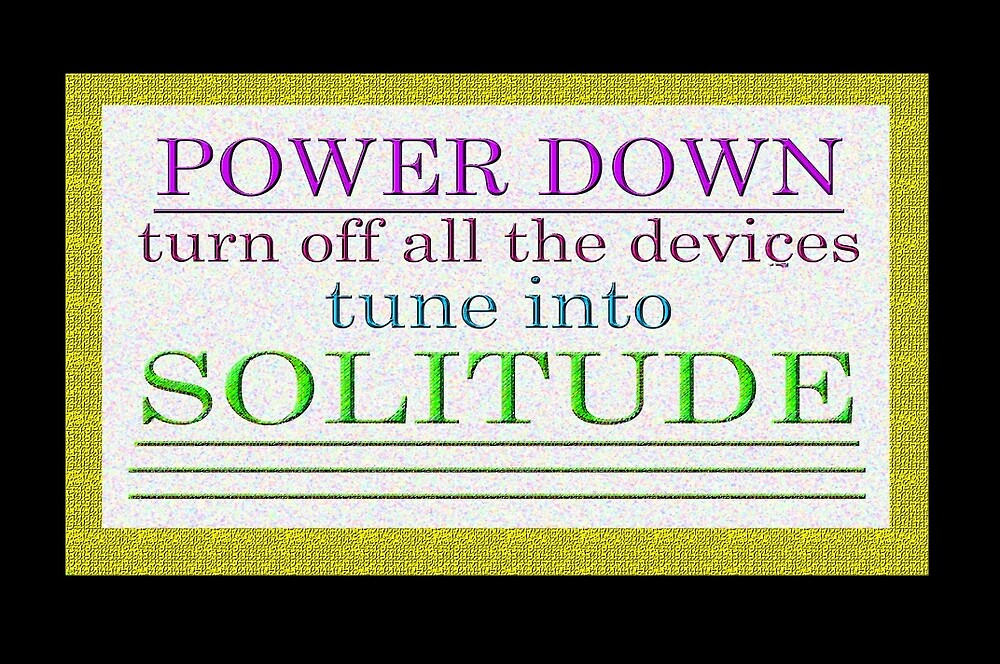 POWER DOWN by TeaseTees