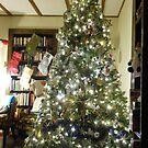 Christmas Tree II Blue Theme by Kashmere1646