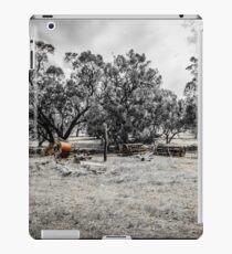 Rural Relics iPad Case/Skin