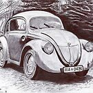1938 VW Beetle by Kashmere1646