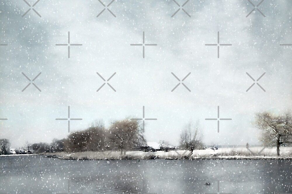 Winter by AnnieSnel