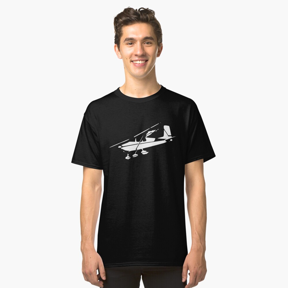 Vintage Cessna 172 Airplane Classic T-Shirt