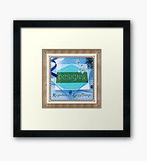 Designs.keywebco.net Framed Print