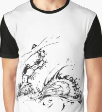 Lighthouse Swell Graphic T-Shirt