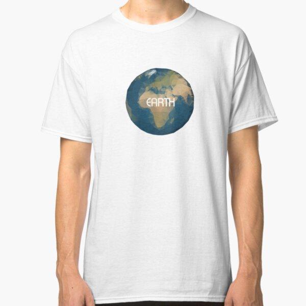 Planet Erde Classic T-Shirt
