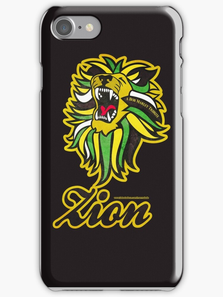 IRON LION ZION by labelia