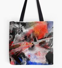 LET ME EVACUATE YOU(C2016) Tote Bag