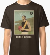 Bones McGhie - Richmond [dark shirt version] Classic T-Shirt