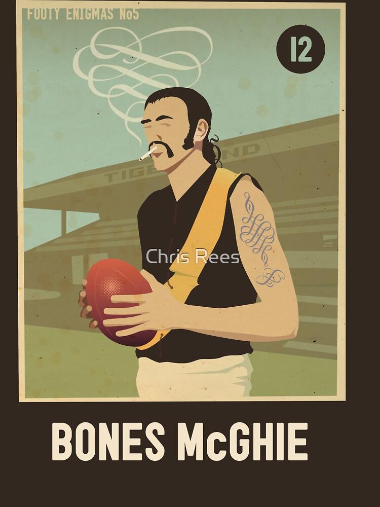 Bones McGhie - Richmond [dark shirt version] by 4boat