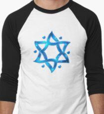 Star of David, ✡, Hexagram, Israel, Judaism, Space T-Shirt