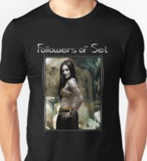 Masquerade Clan: Followers of Set V20 Unisex T-Shirt