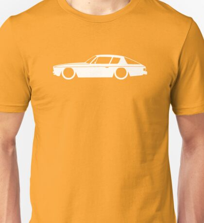 Lowered car for Jensen Interceptor enthusiasts Unisex T-Shirt