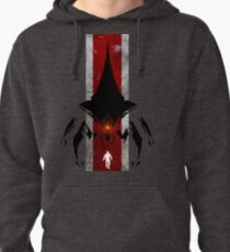 The commander t-shirt & Poster Pullover Hoodie