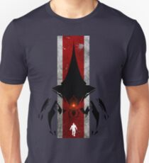 The commander t-shirt & Poster T-Shirt