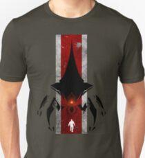 The commander t-shirt & Poster Unisex T-Shirt