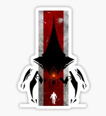 The commander t-shirt & Poster Sticker