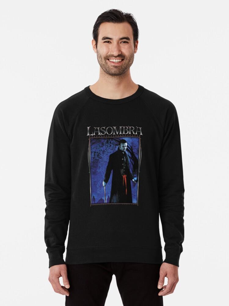 'Masquerade Clan: Lasombra V20' Lightweight Sweatshirt by TheOnyxPath
