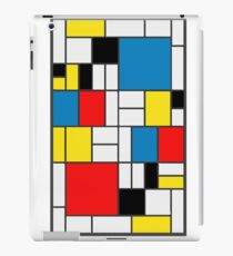 Piet Mondrian Composition iPad Case/Skin