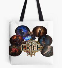 Exiles  Tote Bag