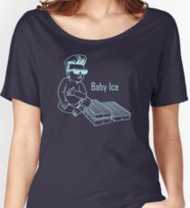 Cool Ice Baby Women's Relaxed Fit T-Shirt