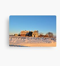 The Dead Of Winter 2 Canvas Print