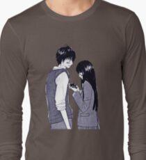 Kazehaya Sawako Long Sleeve T-Shirt